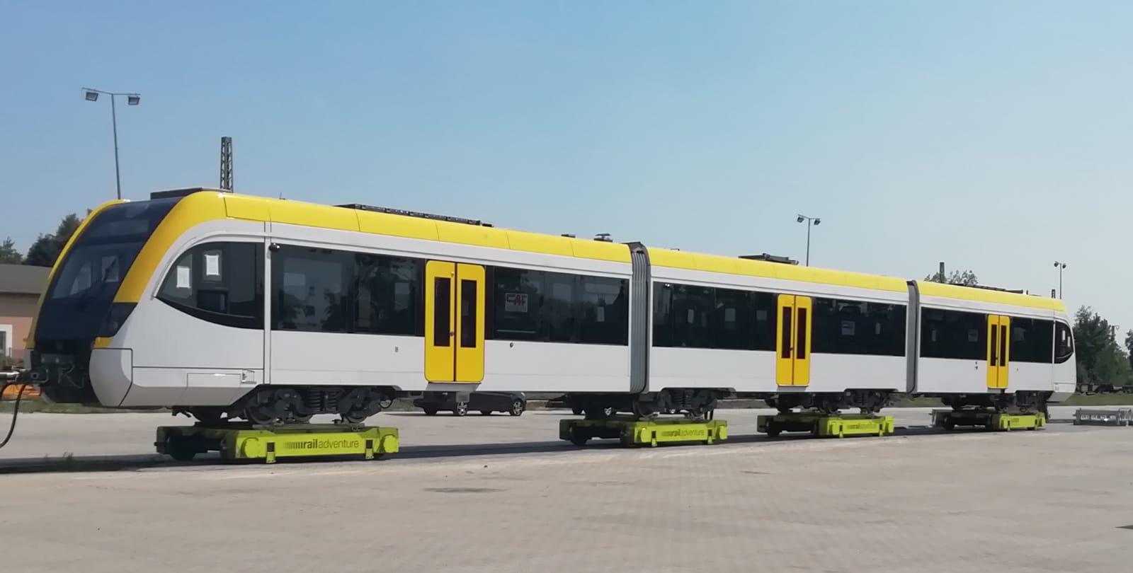 Schonbuchbahn train Germany