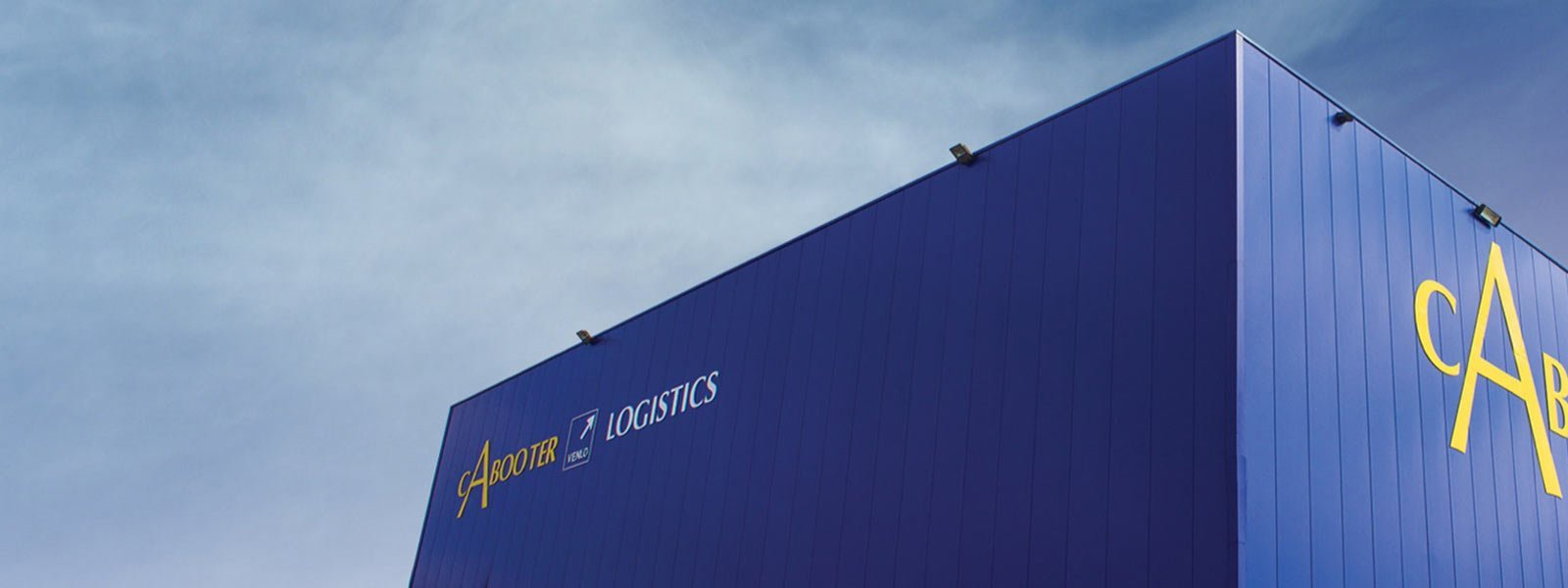 blue terminal Cabooter logistics