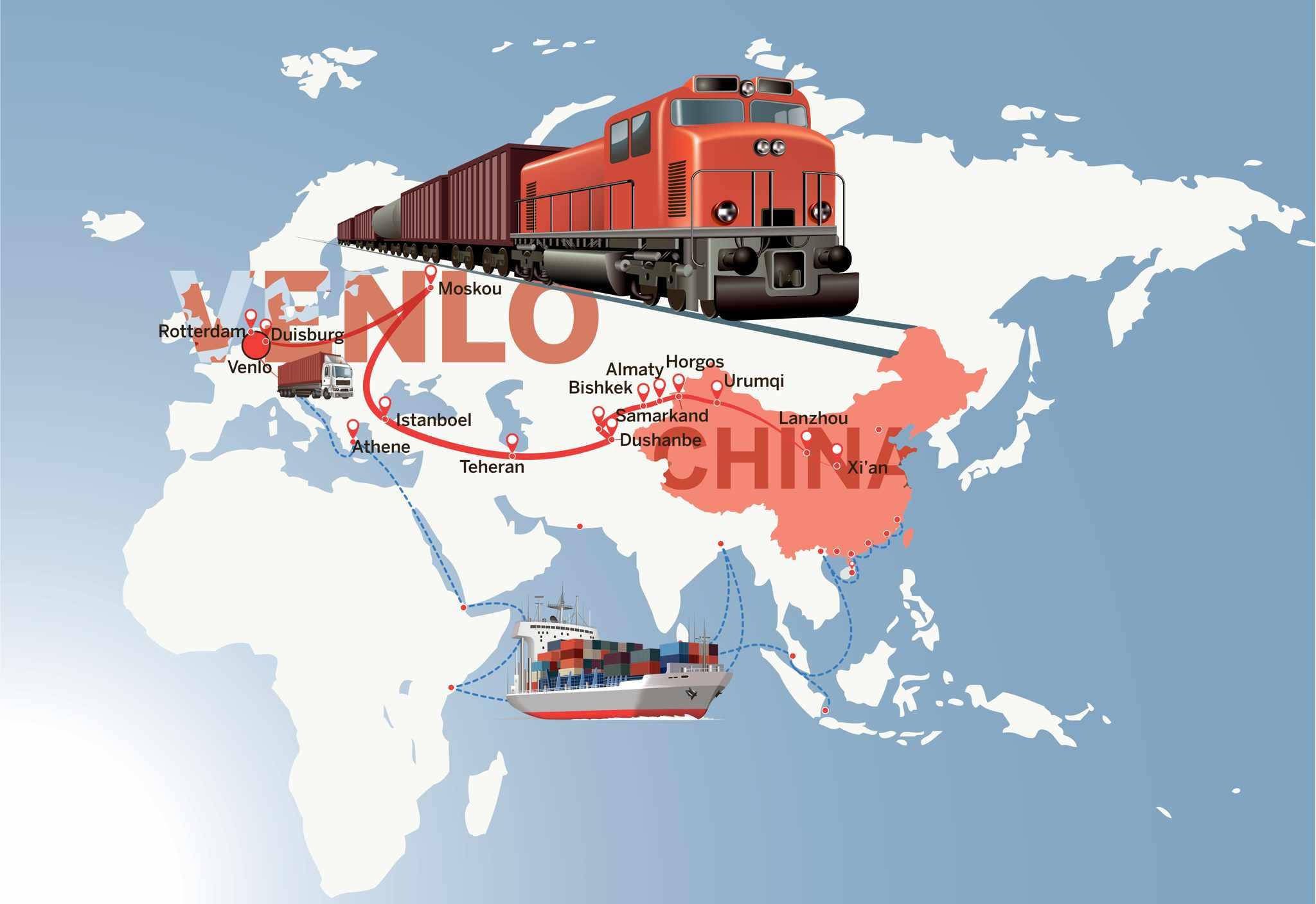 Venlo China